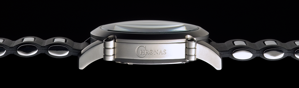 Chronas Automatik-Armbanduhr